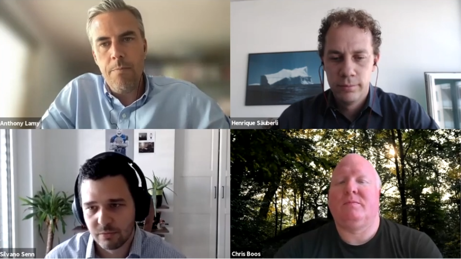 Live Panel - A status update on AI in June 2021